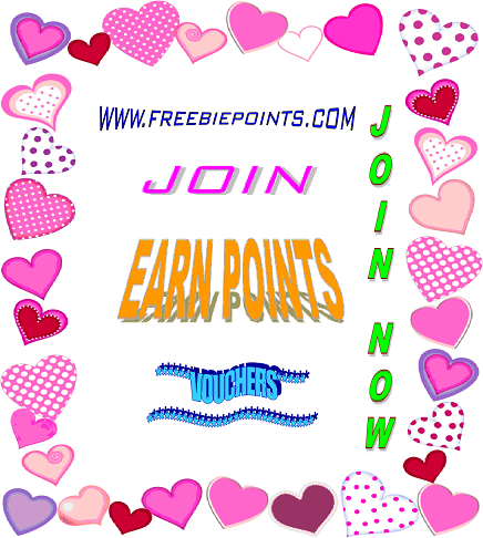 Earn Free Points Redeem Rewards - Gift Cards Certificates